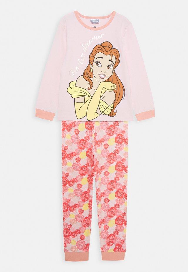 FLORENCE LONG SLEEVE PYJAMA SET - Nattøj sæt - pink quartz