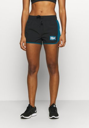 BOXING SHORT - Sports shorts - black
