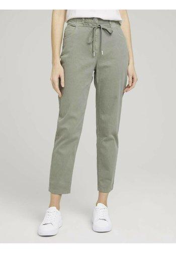 Trousers - prairie grass green