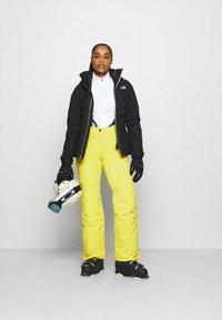 Icepeak - FIDELITY - Ski- & snowboardbukser - yellow - 1