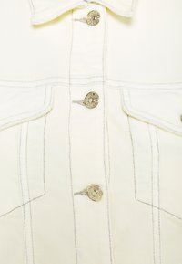 7 for all mankind - MODERN TRUCKER - Summer jacket - ecru - 2