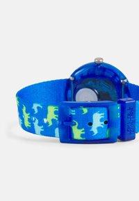 Flik Flak - RHINOFEROCE UNISEX - Hodinky - blue - 1