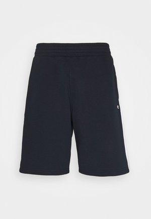 BERMUDA - Sports shorts - navy/white