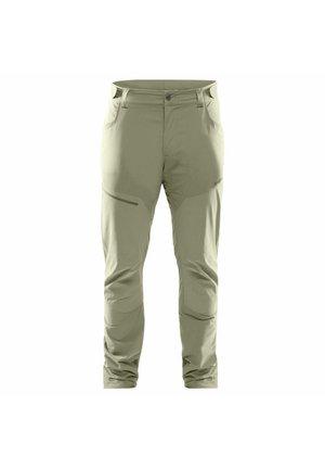 LITE HYBRID PANT - Trousers - lichen