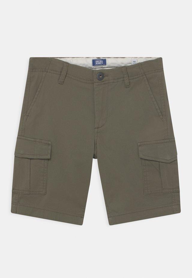 JJIJOE JJCARGO  - Shorts - dusty olive
