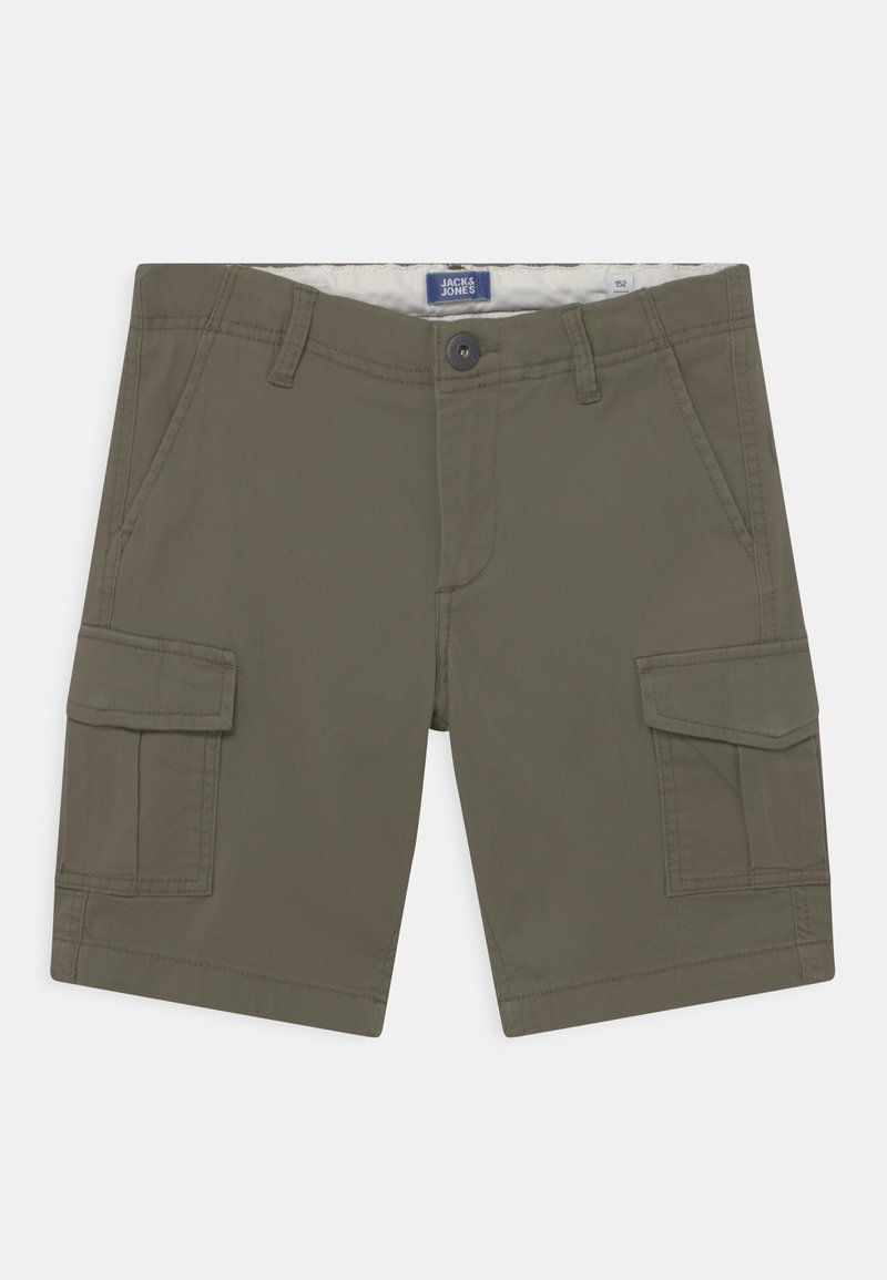 Jack & Jones Junior - JJIJOE JJCARGO  - Shorts - dusty olive