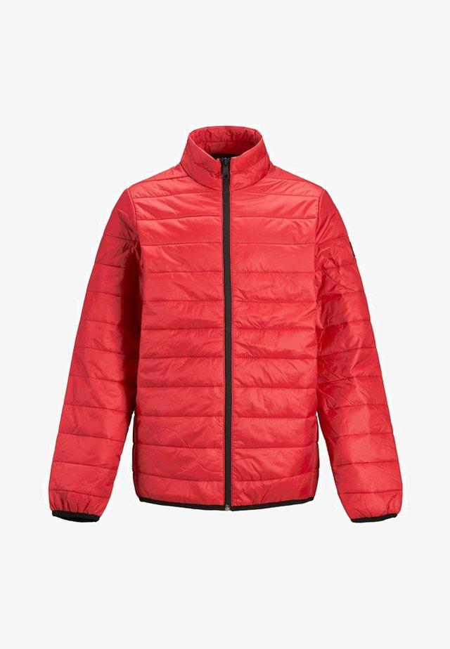 Winter jacket - rio red