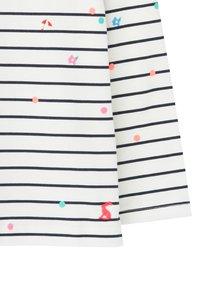 Tom Joule - HARBOUR - Long sleeved top - weiß konfetti - 3