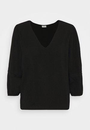 JDYLAURA  - Camiseta de manga larga - black
