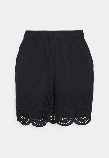 MALVA - Shorts - black