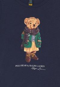 Polo Ralph Lauren - BEAR - Print T-shirt - french navy - 2