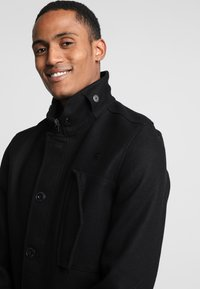 G-Star - SCUTAR UTILITY  - Classic coat - black - 3