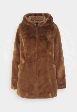 ONLMALOU - Classic coat - toasted coconut