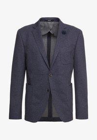 HEATHROW - Blazer jacket - grey