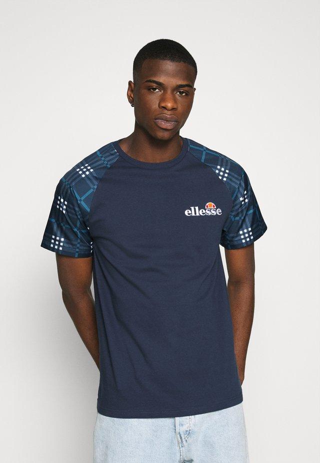 VILLABELLA - T-shirt print - navy