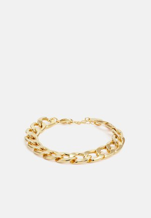 CHUNKY CHAIN BRACELET - Bracelet - gold-coloured