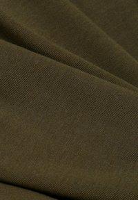 Esprit Collection - MIT COOLMAX - Basic T-shirt - dark khaki - 7