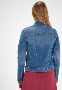 Next - PETITE - Denim jacket - royal blue - 1