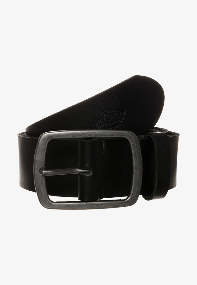EAGLE LAKE - Belt - black