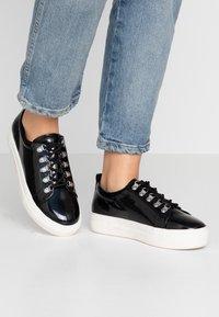 Even&Odd - Sneakersy niskie - black - 0