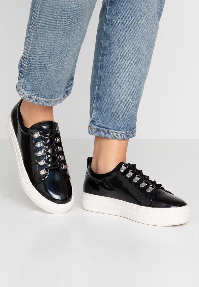 Even&Odd - Sneakersy niskie - black