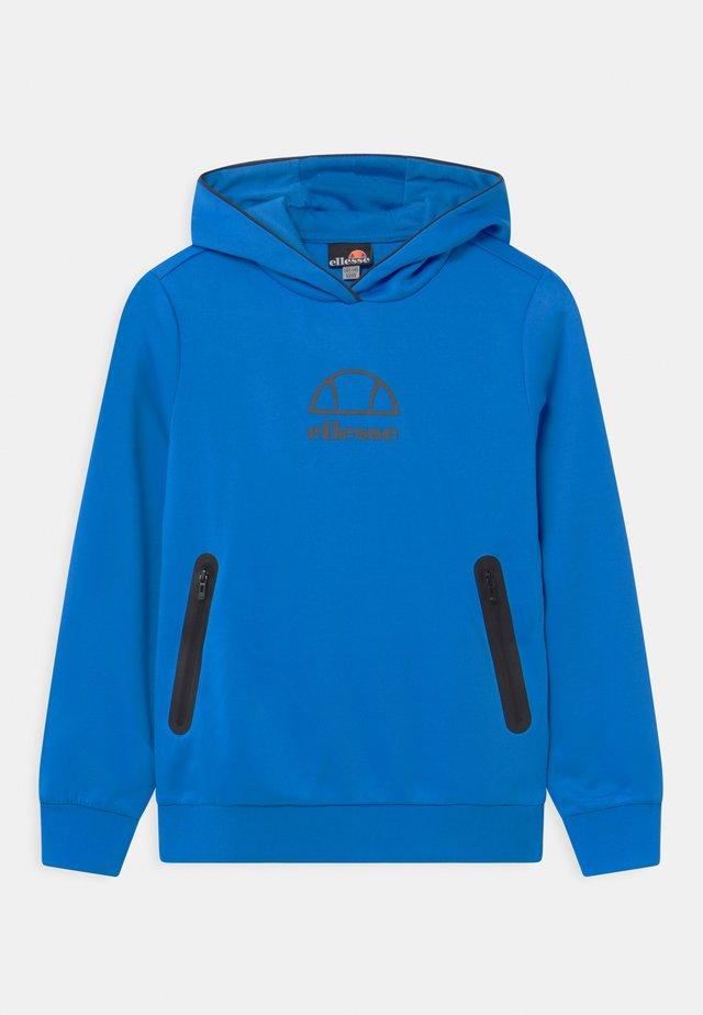EDENI UNISEX - Long sleeved top - neon blue