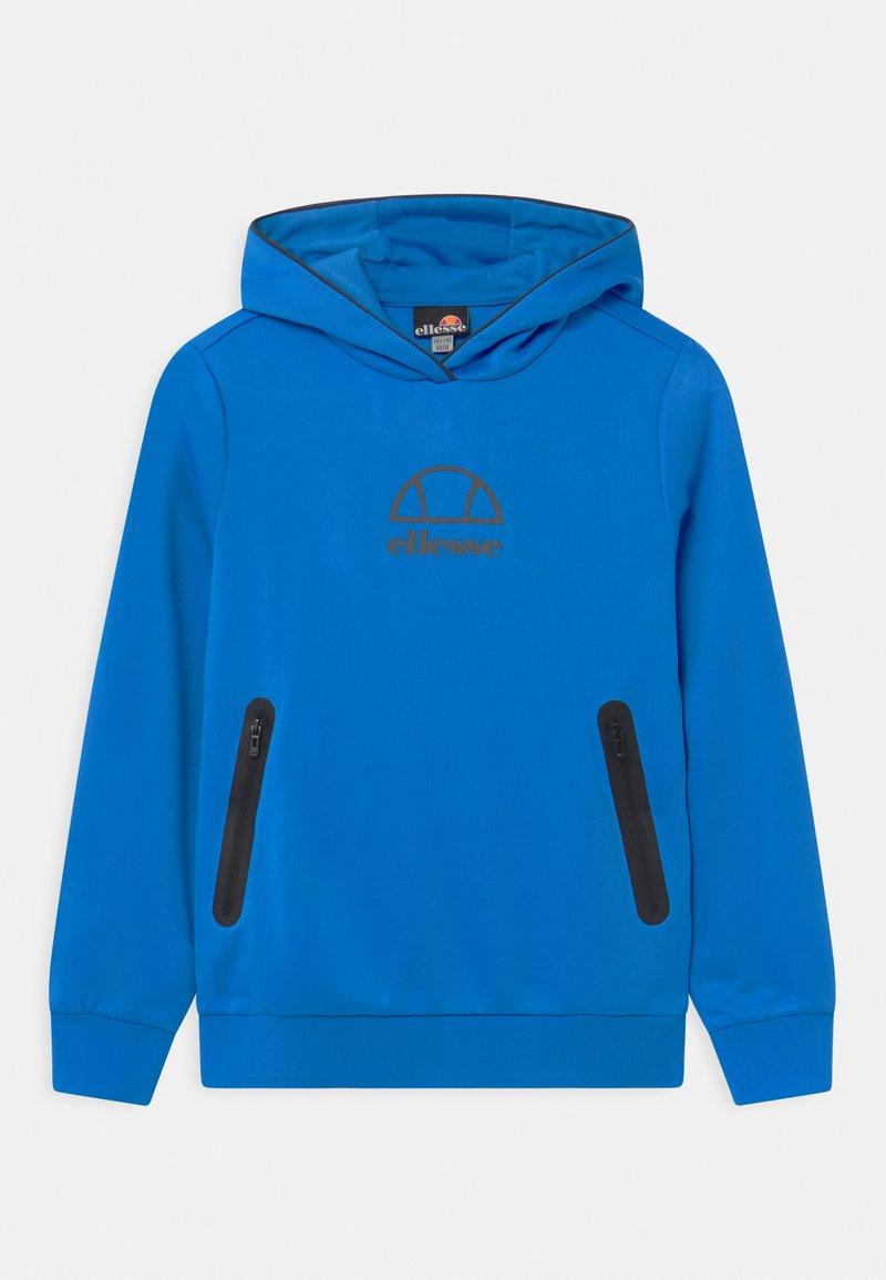 Ellesse - EDENI HOODY UNISEX - Maglietta a manica lunga - neon blue
