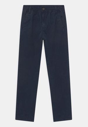 ELASTICATED - Chinos - navy blazer
