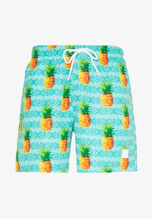 Swimming shorts - pineapple
