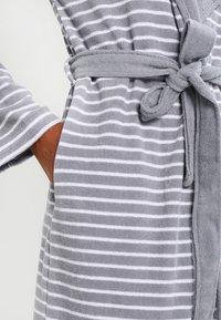 Schiesser - Dressing gown - hellgrau - 3