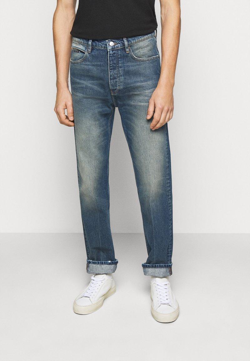 The Kooples - Straight leg jeans - blue denim