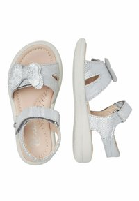 Naturino - AILE - Walking sandals - silber - 3