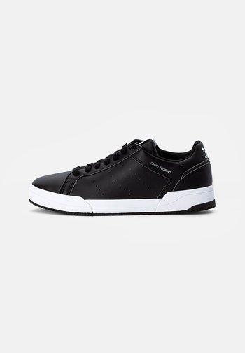 COURT TOURINO - Sneakers basse - core black/white