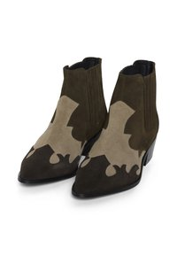 ICHI - Ankle boots - beech - 3