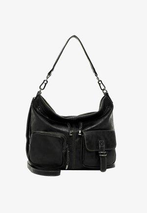 LISSY - Handbag - black