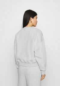 Gestuz - RUBI  - Sweatshirt - light grey melange - 2
