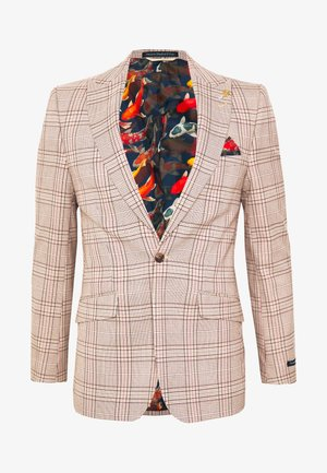 DYAS POW - Suit jacket - stone