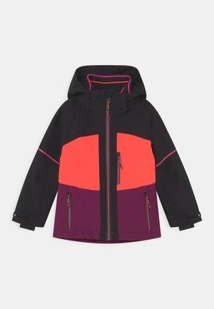 GIRLS SKI - Snowboardová bunda - schwarz