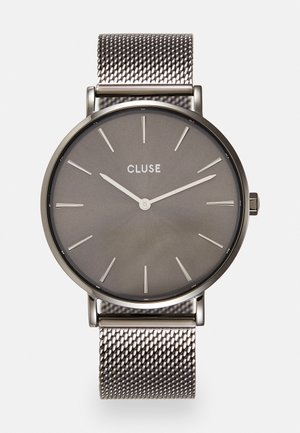 Boho Chic - Watch - dark grey