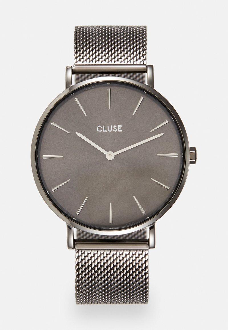 Cluse - Boho Chic - Hodinky - dark grey