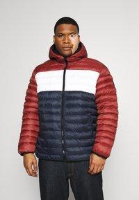 Jack´s Sportswear - PUFFER JACKET - Winter jacket - red - 0