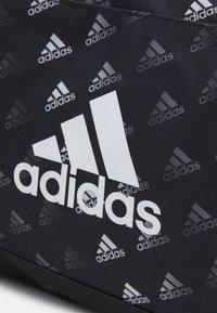adidas Performance - GRAPHIC UNISEX - Urheilukassi - black/white - 4