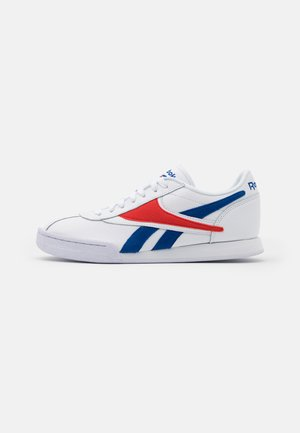 NL PARIS UNISEX - Tenisky - white/collegiate royal/instinct red
