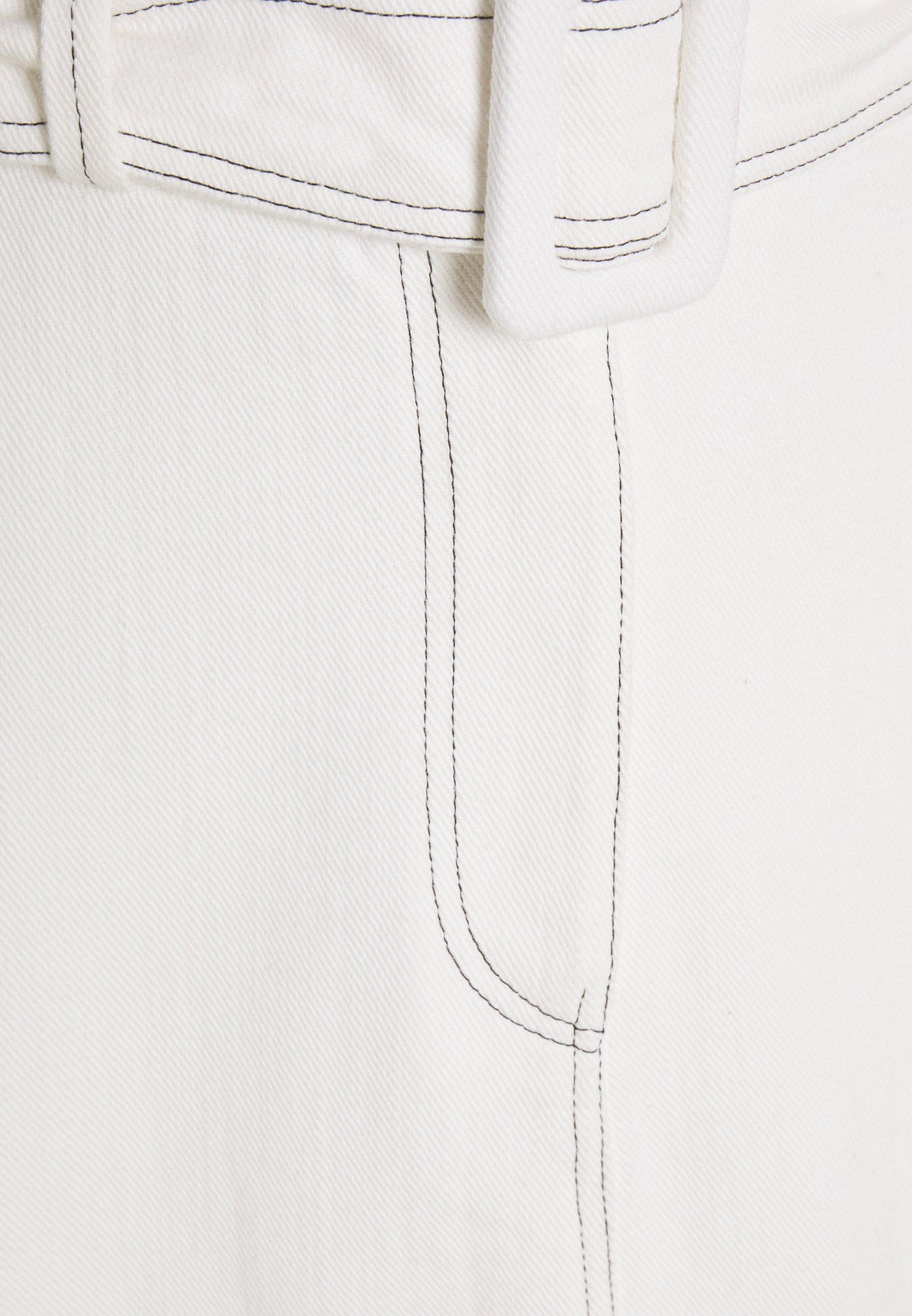 Affordable Women's Clothing Mykke Hofmann RARA A-line skirt white olWGwC0uZ