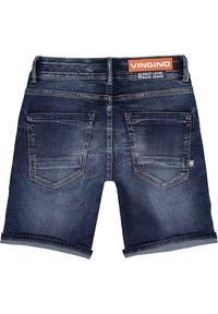 Vingino - CARLISIO - Denim shorts - cruziale blue - 4