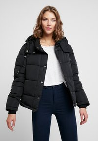 PEPPERCORN - HELENE JACKET - Vinterjakke - black - 4