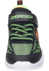 Skechers - Trainers - black/lime - 4