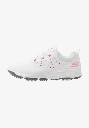 GO GOLF PRO 2 - Obuwie do golfa - white/pink