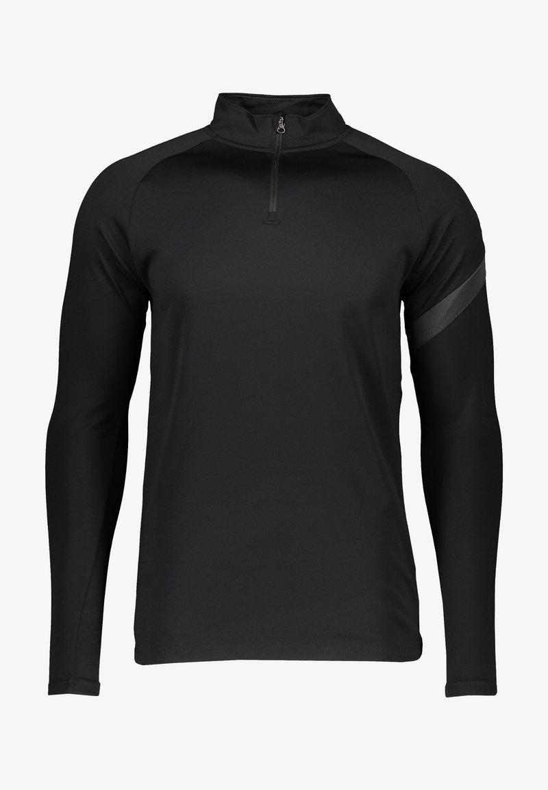 Nike Performance - DRI-FIT ACADEMY - Long sleeved top - schwarzgrau