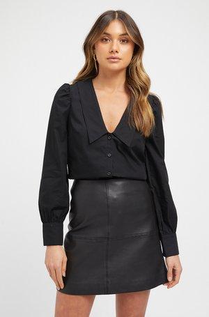 MAGUY - Button-down blouse - black noir